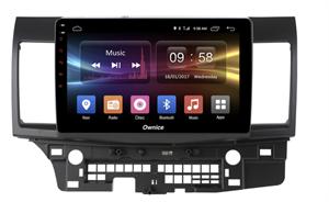 CarMedia OL-1632-2D-P для Mitsubishi Lancer 2007-2019 на Android 10.0