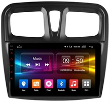 CarMedia OL-9945-2D-P для Renault Logan II, Sandero II 2013-2020 на Android 10.0
