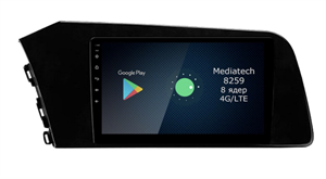 Штатная магнитола Roximo 4G RX-2036 для Hyundai Elantra VII 2020-2021 (Android 10.0)