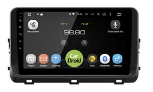 Штатная магнитола Roximo CarDroid RD-2318F для KIA Ceed III 2018-2021 на Android 10.0 DSP