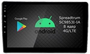 Универсальная магнитола 2din RD-1010F на Android 10.0