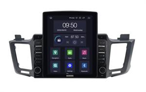 CarMedia OL-1610-2D-HL TESLA для Toyota RAV4 (CA40) 2013-2019 на Android 10.0