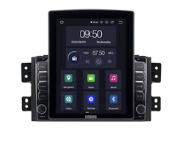 CarMedia OL-9738-2D-HL TESLA для Kia Mohave I 2008-2018 на Android 10.0