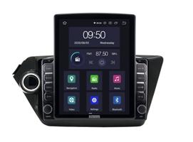 CarMedia OL-9731-2D-HL TESLA для Kia Rio III 2011-2017 на Android 10.0