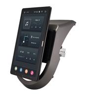 CarMedia OL-9739-2D-RLX TESLA (вертикально-поворотный экран) для Kia Soul 2008-2014 на Android 10.0