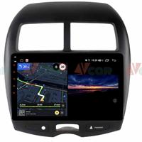 Штатная магнитола VAYCAR 10V3 для Mitsubishi ASX I 2010-2018 на Android 10.0