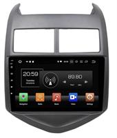CarMedia KD-9804-P5 для Chevrolet Aveo II 2012-2015 на Android 10.0