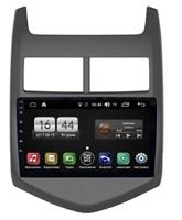 FARCAR LX107R (S195) с DSP для Chevrolet Aveo 2011+ на Android 8.1