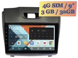 Wide Media KS9054QR-3/32 4G-SIM для Chevrolet Trailblazer II 2012 - 2016 Android 10.0