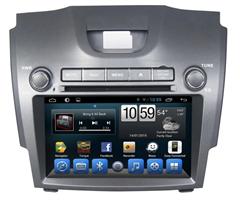 CarMedia KR-8036-T8 Chevrolet Trailblazer II 2012-2016 на Android 7.1