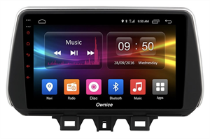 CarMedia OL-9728-1D-F для Hyundai Tucson III 2018-2019 на Android 10.0