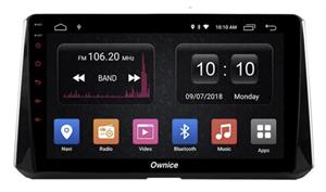 CarMedia OL-1697-1D-F для Toyota Corolla XII 2019 - 2020 на Android 10.0