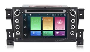 CarMedia MKD-S768-P4N для Suzuki Grand Vitara III 2005-2015 на Android 10.0