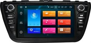 CarMedia KD-8073-P5-32 для Suzuki SX4 II 2013-2021 на Android 10.0