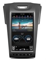 CarMedia ZF-1262-DSP Tesla-Style для Chevrolet Trailblazer II 2012-2016 на Android 9.0
