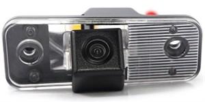 Камера заднего вида cam-022 для Hyundai Santa Fe 2006, 2007, 2008, 2009, 2010, 2011, 2012