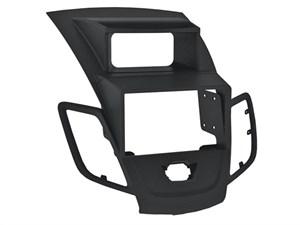 Переходная рамка Intro RFO-N22 (Ford Fiesta 09+ 2/1din black (со штатным дисплеем).)