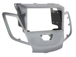 Переходная рамка Intro RFO-N21 (Ford Fiesta 09+ 2/1din silver (без штатного дисплея).)