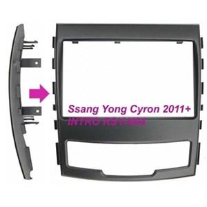 Переходная рамка Intro RSY-N04 (Ssang Yong Action 2011+ 2din (без крепежа))