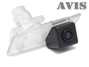 Камера заднего вида AVS312CPR (#024) Hyundai Elantra 2012+ Kia Cerato 13+, Ceed SW 12+ универсал