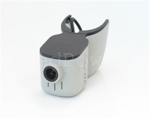 Redpower DVR-AUD2-A - штатный Wi-Fi Full HD видеорегистратор для автомобилей Audi до 2011 г и Audi Q7 в коробе (кожухе) зеркала заднего вида