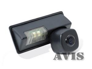 Камера заднего вида AVIS AVS312CPR (#065) для Nissan Teana / Almera III (G11) 2012+ / Tiida 04+ Sedan, Suzuki SX4 06+ Sedan