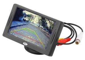 Монитор 4.3 дюйма для камеры заднего вида