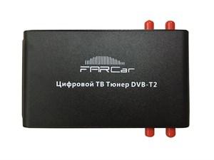ТВ-тюнер FarCar DVB-T2 (4 антенны)