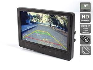 """AVIS Electronics AVS4902BM 9"""" для грузовиков и автобусов"""