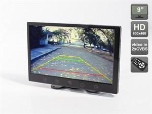 """AVIS Electronics AVS0906BM 9"""" для установки на приборную панель"""
