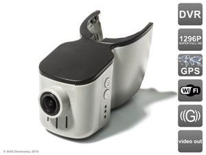 Штатный регистратор AVIS AVS400DVR видеорегистратор с GPS для AUDI (с датчиком дождя) (#101)