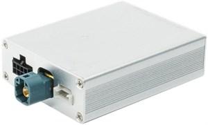 AVIS Electronics AVS02i (#02) для подключения камер переднего и заднего вида к заводскому ГУ для AUDI / VOLKSWAGEN