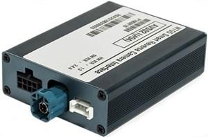 AVIS Electronics AVS02i (#04) для подключения камер переднего и заднего вида к заводскому ГУ для MERCEDES-BENZ