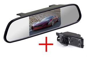 Зеркало + камера cam-023 для Hyundai ix35, Tucson / Kia Ceed Hatchback 2012+