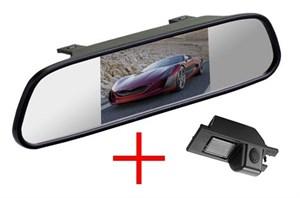 Зеркало + камера cam-024 для Opel Astra, Vectra, Zafira, Corsa, Insignia, Meriva / Chevrolet Cobalt
