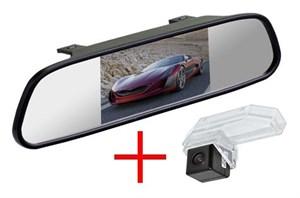 Зеркало + камера cam-037 для Mazda 6 GH (2007-2012), RX-8 (2008+)