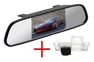 Зеркало + камера cam-076 для Mitsubishi L200 2006+