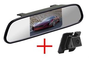 Зеркало + камера cam-056 для Mercedes-Benz CLS, SL R230, GL, S W221 (2005-2013)