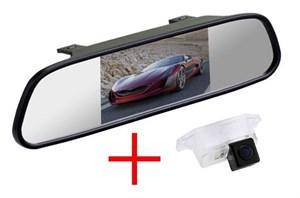 Зеркало + камера cam-048 для Mitsubishi Lancer 2007+