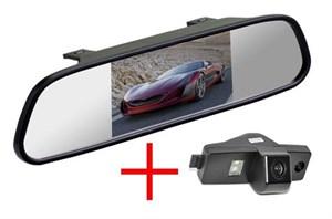 Зеркало + камера cam-006 для Toyota HighLander 08+