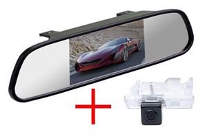 Зеркало + камера cam-058 для Mercedes-Benz Viano (03+), Vito, Sprinter, Vario / Volkswagen Crafter (06+)