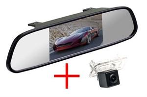 Зеркало + камера cam-055 для Mercedes A (W176) (12-16), B (W246) (11-16)
