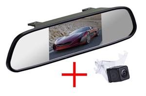 Зеркало + камера cam-118 для Mazda 5 2010+
