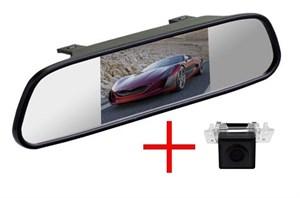 Зеркало + камера cam-081для Toyota Camry (2001-2007)