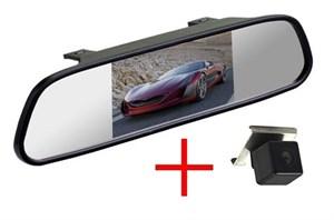 Зеркало + камера cam-070 для Renault Duster