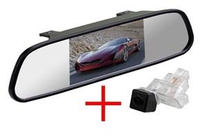 Зеркало + камера заднего вида cam-035 для Mazda 6 2013+
