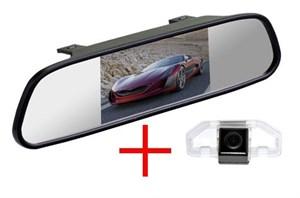 Зеркало + камера cam-011 для Toyota Camry V50 2011+
