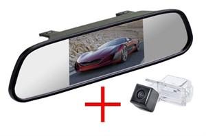 Зеркало + камера cam-112 для Geely Emgrand EC7 седан