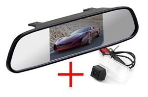 Зеркало + камера cam-089 для Geely EC7 Хэтчбек, X7 CCD