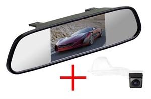 Зеркало + камера cam-085 для Ford Edge, Escape, Maverick